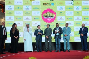 Shopping fiesta and �Mall Millionaire' promotion awaits residents for summer Retail Abu Dhabi (RAD)  ...
