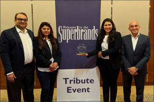 Blueair Wins �Superbrands' Award in the UAE