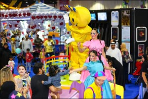 58 Days of Summer Fun Begin at Modhesh World on Friday