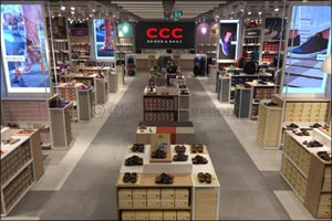 CCC, Europe's Most Wanted Footwear Brand, Launches its First Store in the UAE at World Trade Center  ...