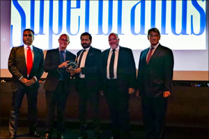 RAK Hospital receives Superbrands Award for the fifth time