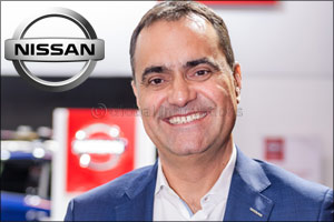 Nissan announces senior management changes for the Africa, Middle East and India region