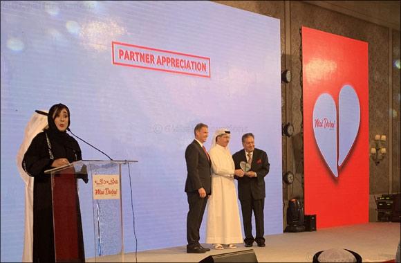 Al Maya receives Partners Appreciation Award from Mai Dubai