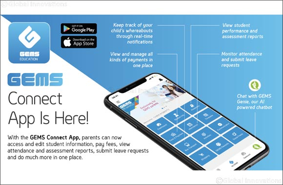 GEMS Education launches break-through app  'GEMS Connect' for parents