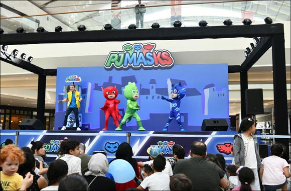 Witness an all-new PJ Masks show at Kids Rock Festival for the first time ever in the region!