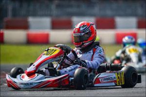Young UAE Karting Star Rashid Al Dhaheri Achieves podium finish in Lonato, Italy