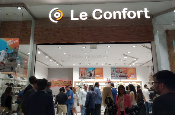 Le Confort, The New Footwear Trend in the Middle East