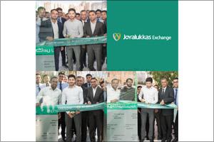 Joyalukkas Exchange opens branches in 3 new locations in Kuwait