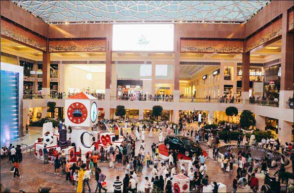 Retail Abu Dhabi Season of Sales Returns for  Summer #inAbuDhabi Extravaganza