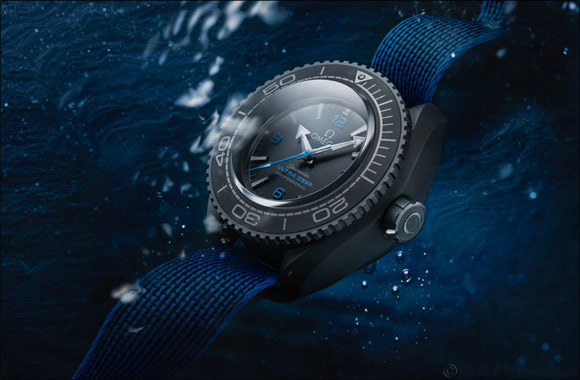 OMEGA Seamaster Planet Ocean Ultra Deep Professional The world's deepest watch