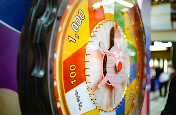 Spin the Wheel' and win a whopping AED 1 million at City Centre Mirdif this DSS