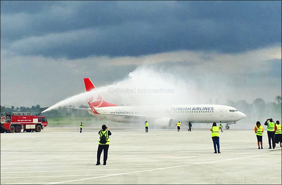 Turkish Airlines added Nigeria's Port Harcourt to its flight network