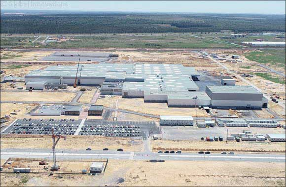 Start of production at the Groupe PSA Kenitra plant