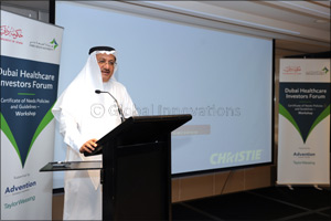 DHA plans to develop �Certificate of Need� guidelines