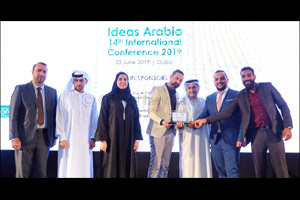 Dubai Land Department wins of �Ideas Arabia 2019' award in Productivity category