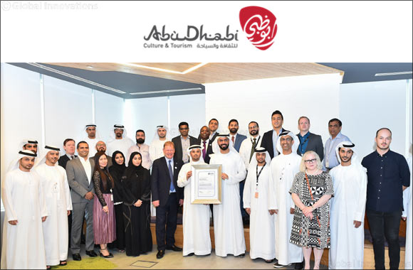 The Department of Culture and Tourism – Abu Dhabi Awarded CIPS Corporate Platinum Accolade