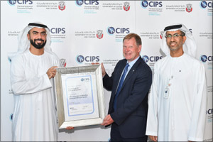 The Department of Culture and Tourism � Abu Dhabi Awarded CIPS Corporate Platinum Accolade
