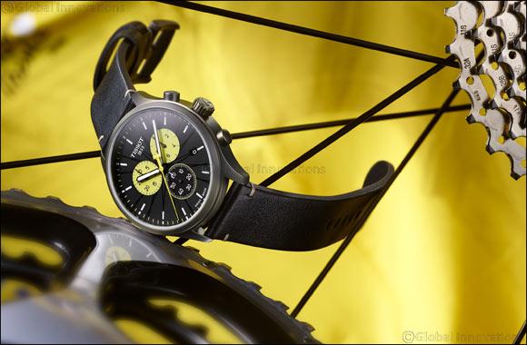 Tissot Chrono XL Tour de France Yellow for Victory