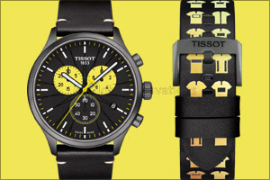 Tissot Chrono XL Tour de France Yellow for Victory