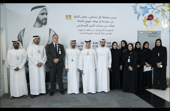 Abu Dhabi International Airport officially opens its Multi-Faith Prayer Room