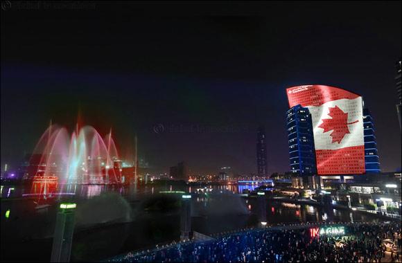Dubai Festival City Mall Celebrates Canada Day