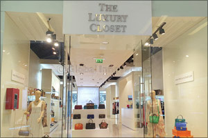 The Luxury Closet Expands in Dubai With the Opening of New Store in Marina Mall