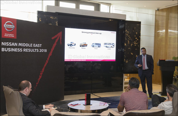 Nissan Achieves All Time High Market Share of 16.9% in the Gulf