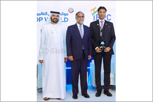 Dp World, UAE Region Collaborates With the Indian Business & Professional Council to Unveil �the Ind ...