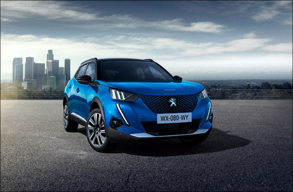 The PEUGEOT SUV Offensive: All-new 2008 SUV revealed