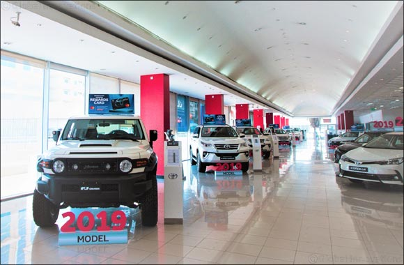 Al-Futtaim Toyota Centralizes its Sharjah Operations into One 3S Facility