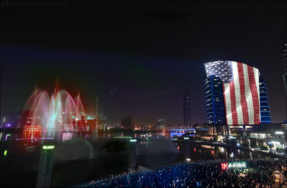 Dubai Festival City Mall Celebrates US Independence Day