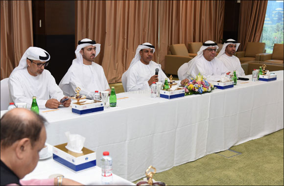 Dubai Customs discusses means of growth with members of Consultative Council