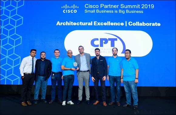 Computer & Power Technology Adds Cisco Collaborate Architecture Award to its List of Accolades
