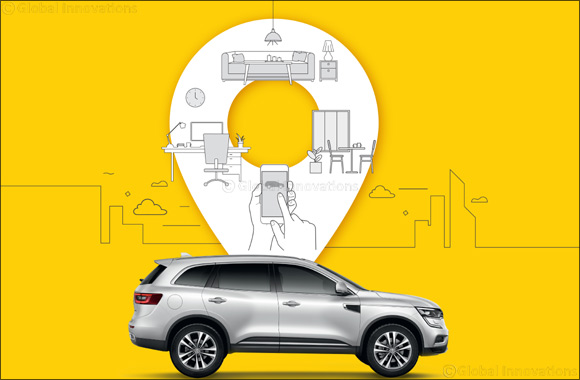 Arabian Automobiles introduces convenient test drives with Renault Anywhere in Dubai and Sharjah