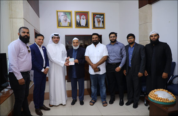 Dr. P.A. Ibrahim Haji, Co Chairman Malabar Group and Chairman PACE Group has been given the 10 year Golden Visa