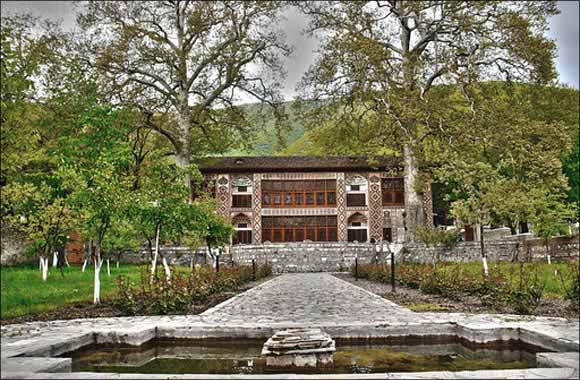 UNESCO inscribes Azerbaijan's historic Centre of Sheki with the Khan's Palace to the World Heritage Site list