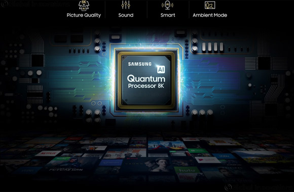 Samsung QLED 8K: How AI Upscaling Enables Truly Immersive Picture & Sound