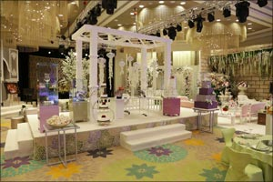 Opulent Summer Weddings at Symphony Style Kuwait, A Radisson Collection Hotel
