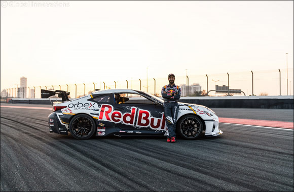 Ahmad Daham becomes first Arab drifter to participate in Drift Masters European Championship & Goodwood Festival of Speed