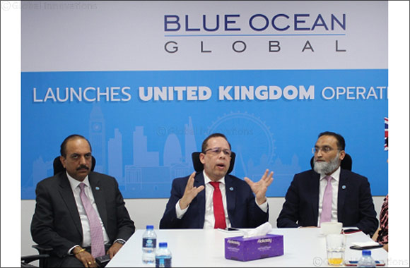 Dubai-based Blue Ocean Group expands into UK distribution market ahead of Brexit