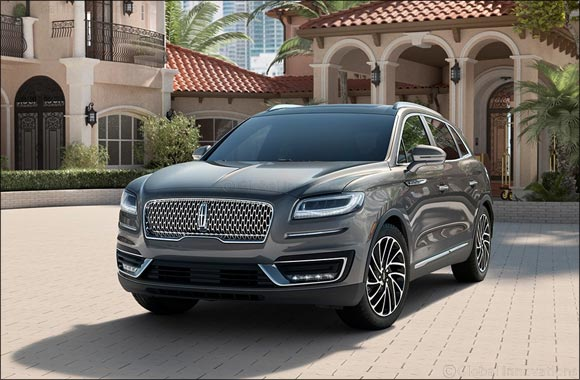Lincoln Nautilus: Luxury Redefined Inside and Out