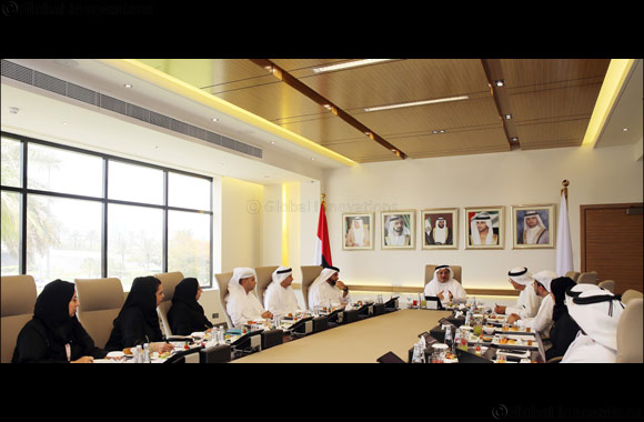 Al Qutami chairs DHA CEO council meeting