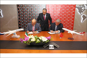 The inauguration of codeshare flights between Kuwait and Istanbul-Sabiha Gök�en Airports.
