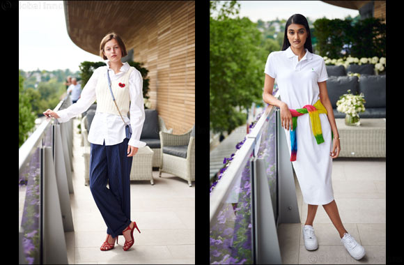 Ralph Lauren at The Championships, Wimbledon – Wednesday 10th July