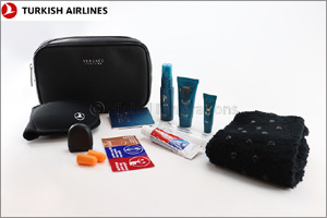 Turkish Airlines keeps providing privileged flight experience for its guests with its new travel set ...