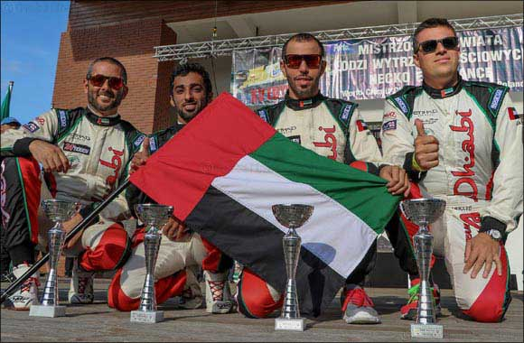 Team Abu Dhabi Clinch World Endurance Crown in Poland