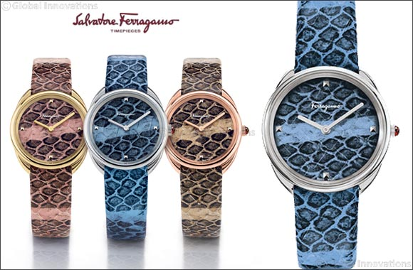 Salvatore Ferragamo Timepieces – Summer 2019 Collection
