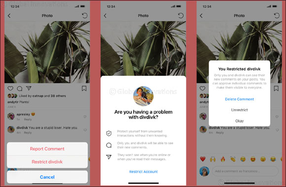 Instagram launches new tools to help lead the fight against online bullying