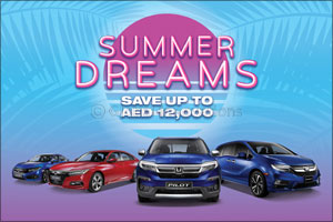 Trading Enterprises � Honda makes dreams a reality this Summer