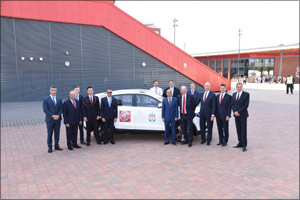 MG Motor becomes the Global Partner of Liverpool Football Club as the British-born brand's internati ...